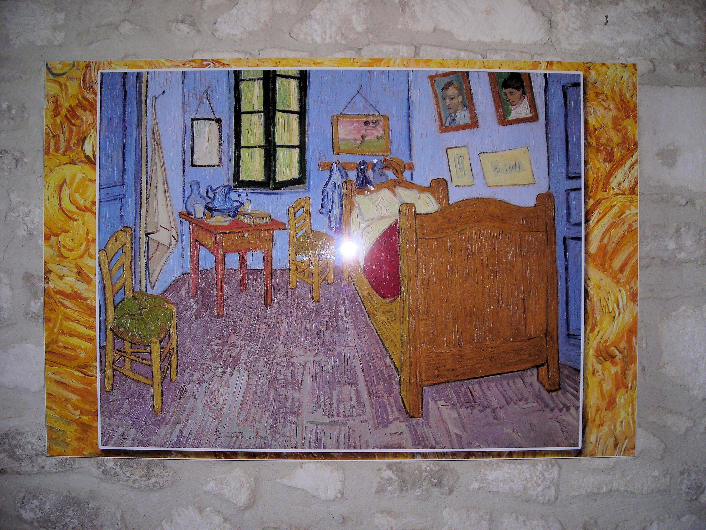 Vincent van gogh la chambre - Tableau de van gogh la chambre ...