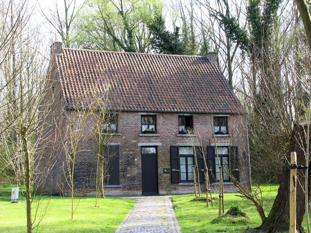 La maison du marais vincent van gogh cuesmes mons belgique sur les - La maison du discount ...